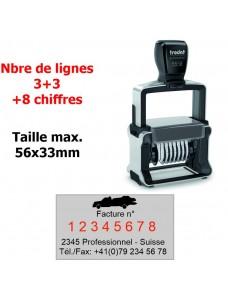 Trodat Professional 5558 PL