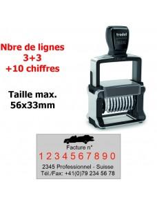 Trodat Professional 55510 PL