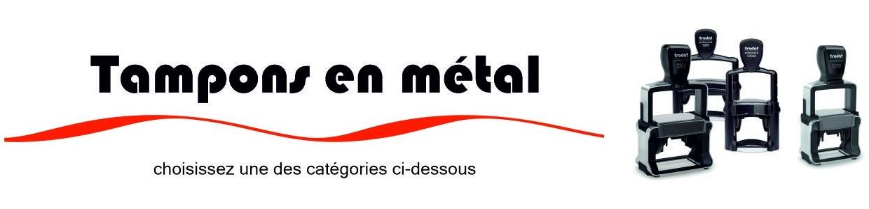 Trodat Professional - Tampon en métal